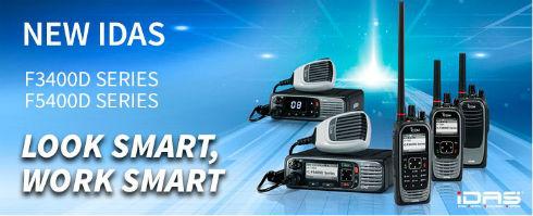 Icom F3400D / F5400D Series