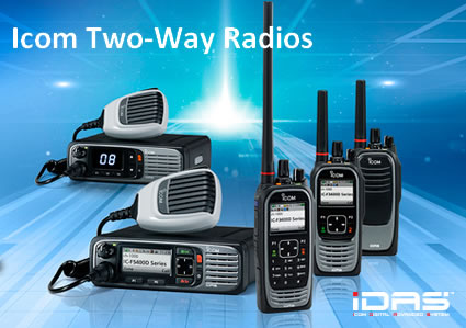 Icom Two-Way Radios