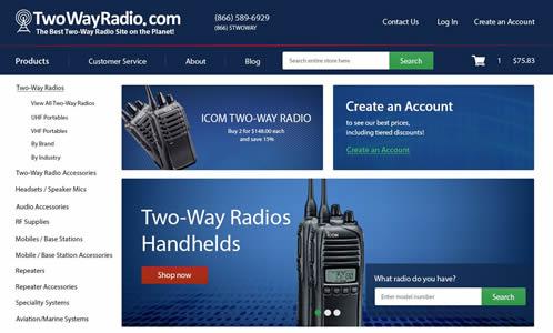 TwoWayRadio.com - New Look coming soon!