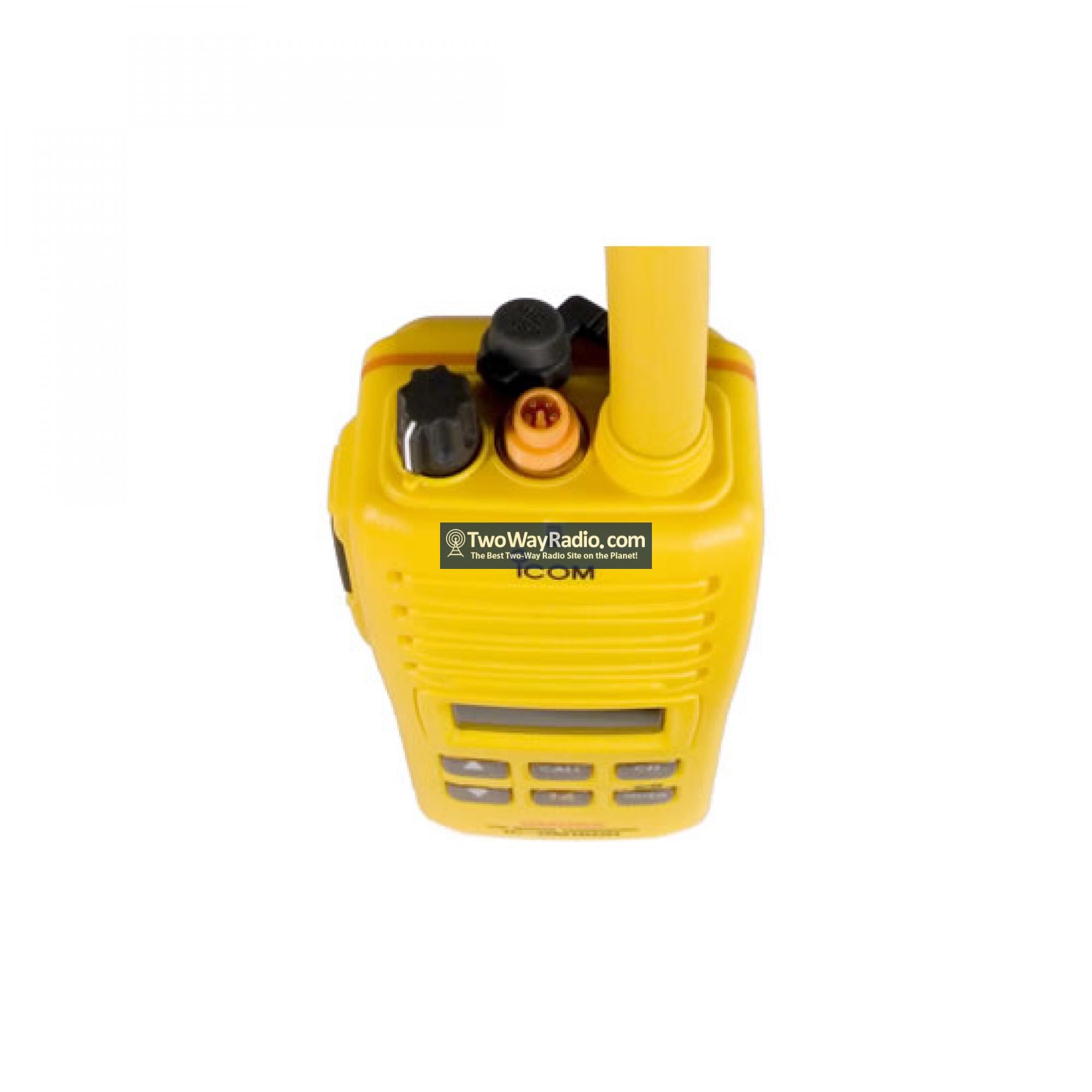 Buy Here | Icom Survival Craft GM1600 21K Marine Radio - 2W, GMDSS