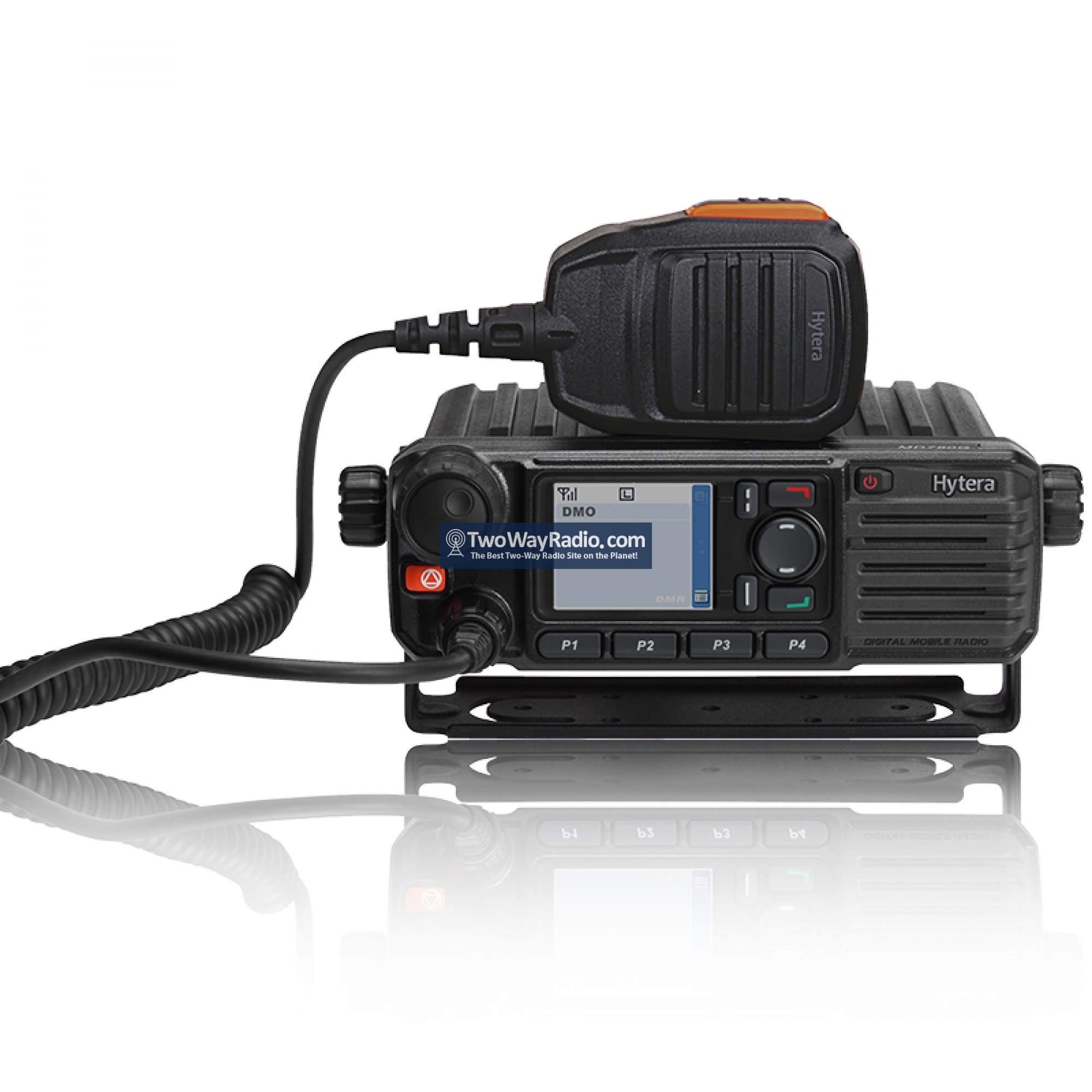Buy Here   Hytera MD782-V1 Mobile Two-Way Radio - VHF(136-174MHz