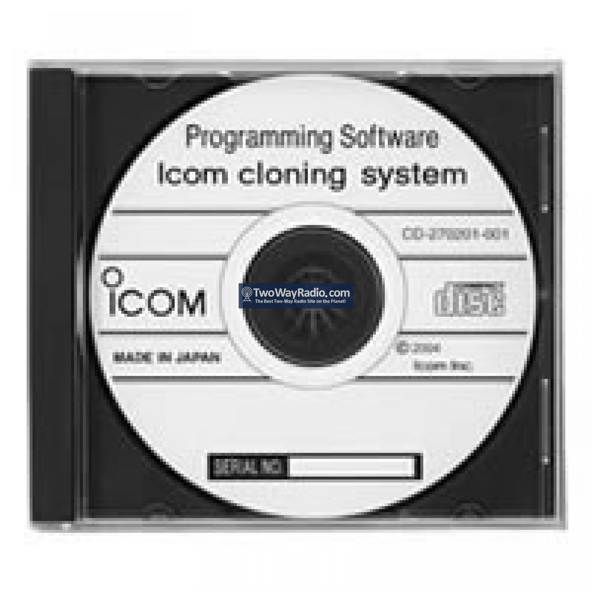 Buy Here | Icom CS-FR9010 Programming Software for the