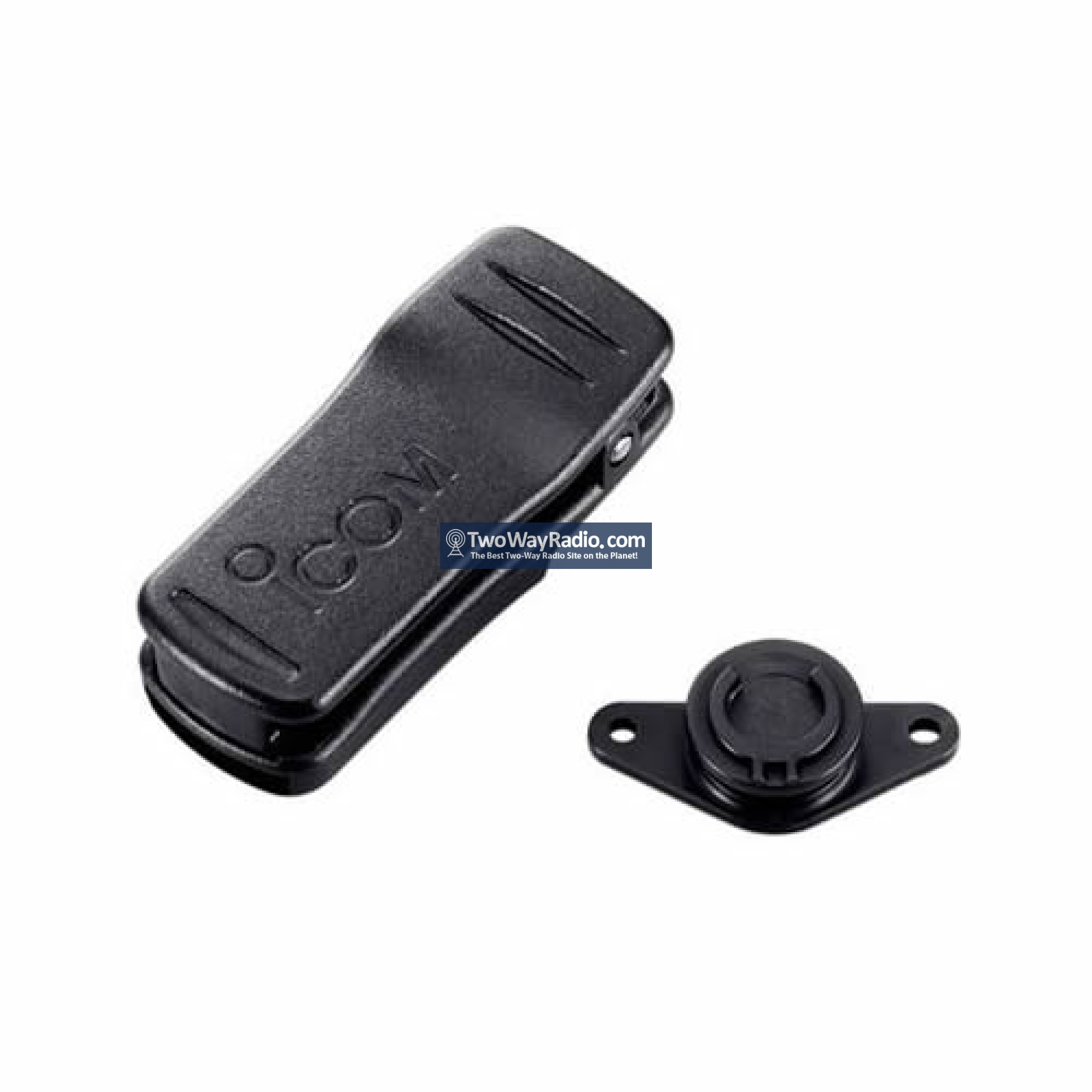 Buy Here | Icom MB86 Belt Clip | Swivel belt clip for radios