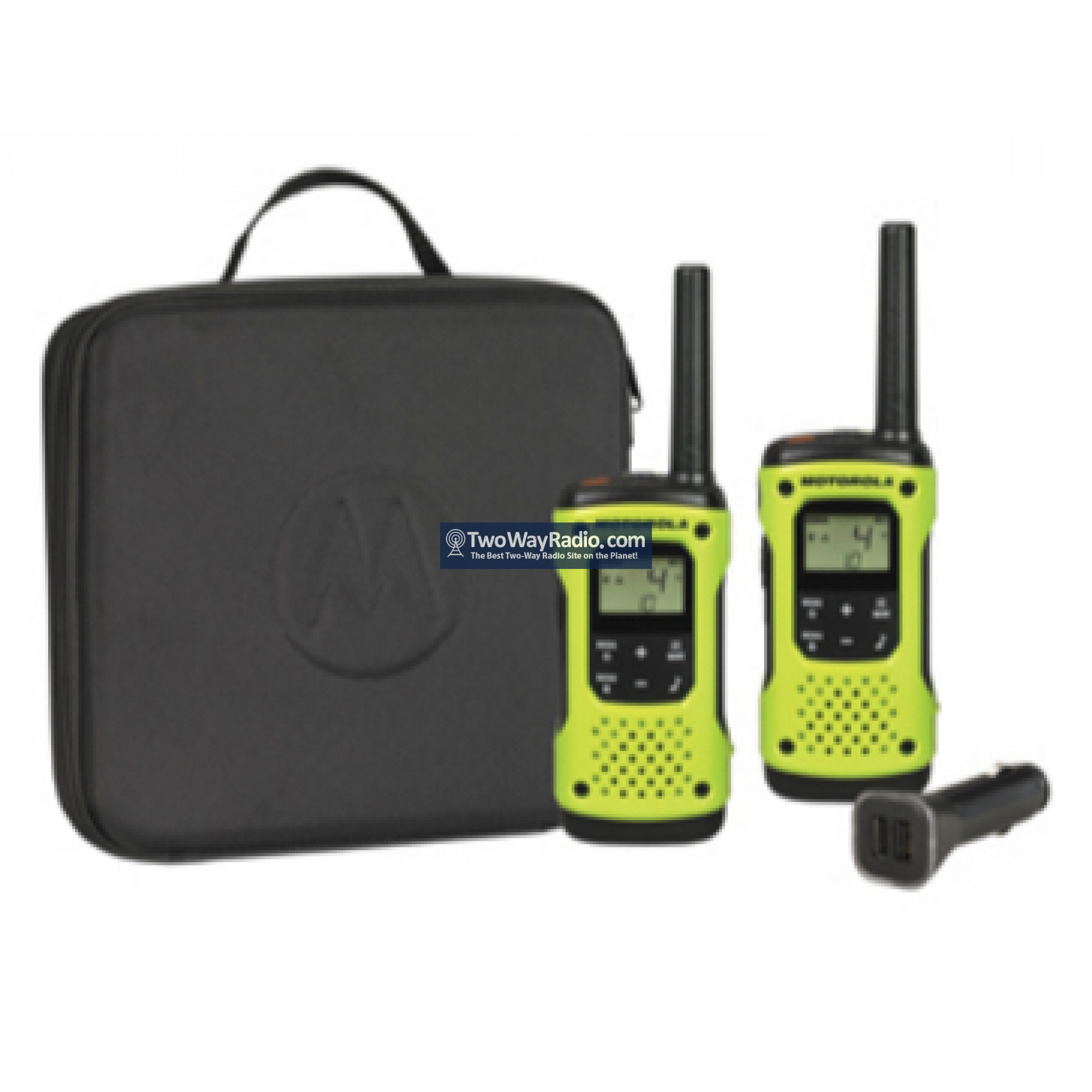 Buy Here | Motorola Talkabout™ T605 H2O GMRS Two-Way Radio