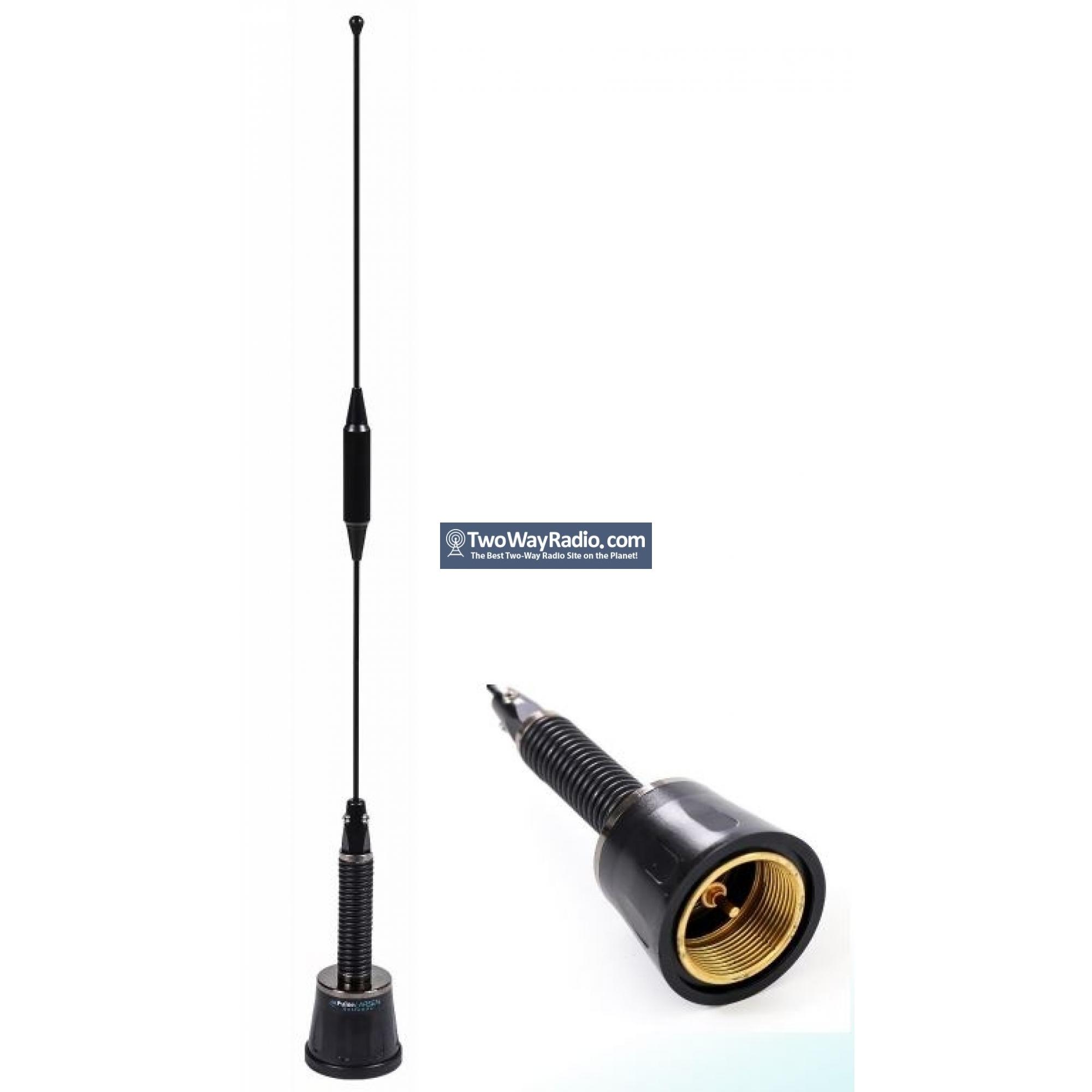Larsen NMO150-450-800 Tri-Band Nmo Antenna