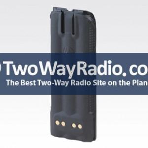 Motorola Impres NNTN4436B 1700 mAh NiMH Intrinsically Safe Two-Way Radio Battery