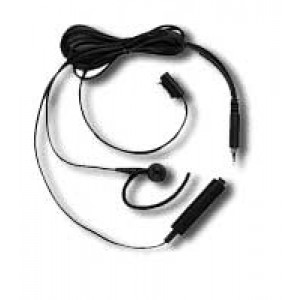 BDN6730A Earpiece Kit (Black)